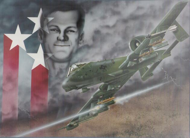 Captain Patrick Olson