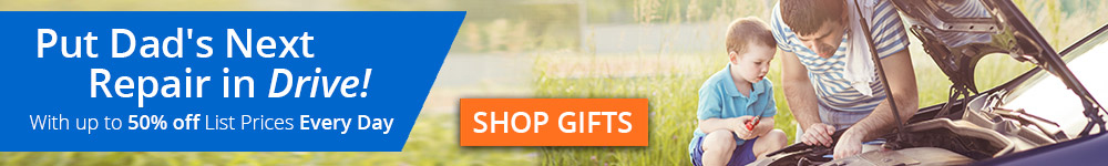 1A Auto Father's Day Gift Guide banner ad