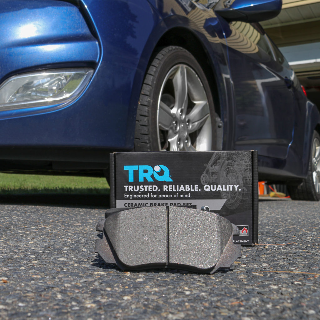 Looking for ceramic brake pads like these, or for other brake parts? Keep reading our TRQ brake parts buying guide to learn about why TRQ brake parts are the right choice for your vehicle.
