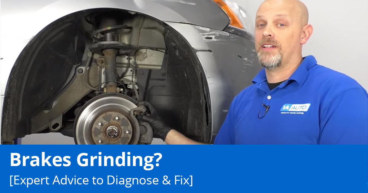 Brakes Grinding? Expert Advice to Diagnose & Fix