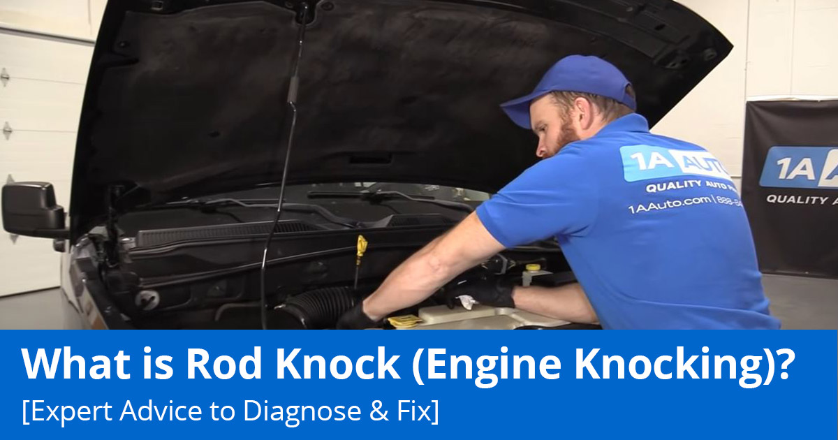 What is Rod Knock (Engine Knocking)?