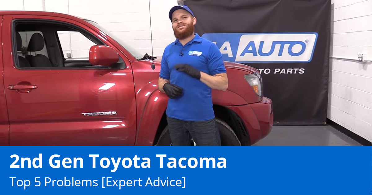 Top 5 Problems with 2nd Gen Tacoma - Expert Advice