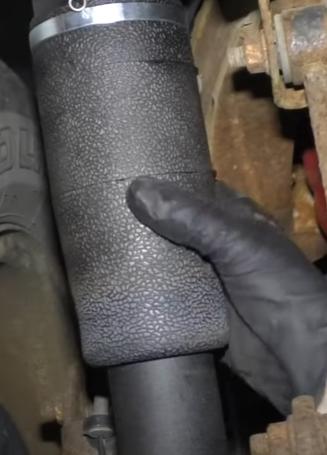 Air suspension shocks