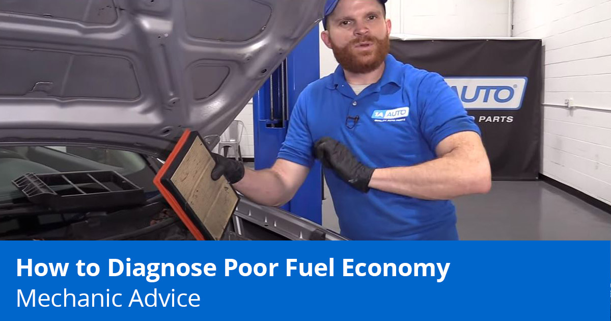 Is Your Car Using Too Much Gas?