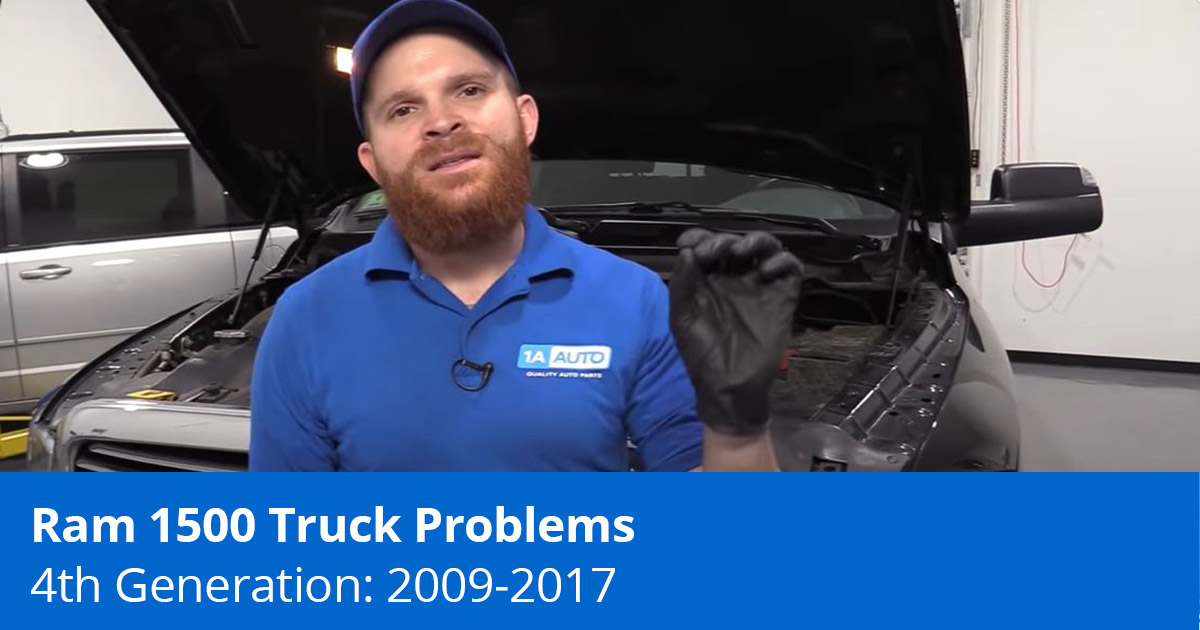 Ram 1500 Problems