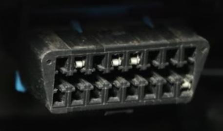 Car Tester or OBD2 Connector Port