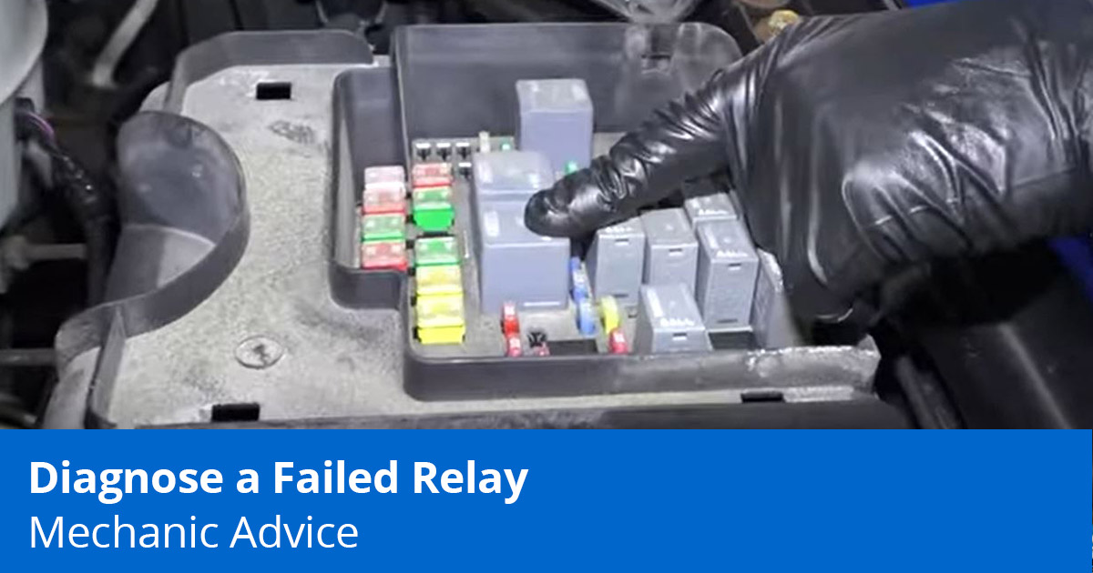 How to Tell if a Relay is Bad in a Car, Truck, or SUV