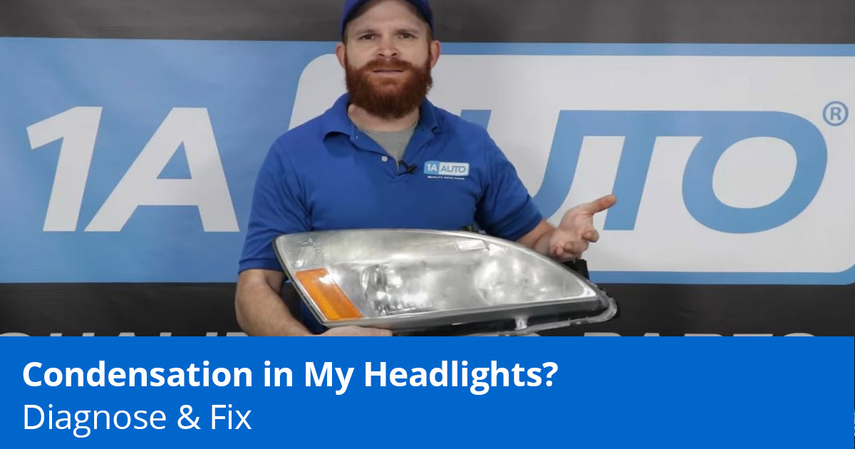Why is there Moisture in My Headlight?
