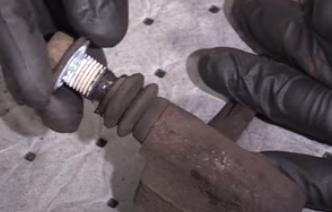 Brake caliper slide