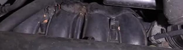 Intake manifold on a 02-06 Toyota Camry