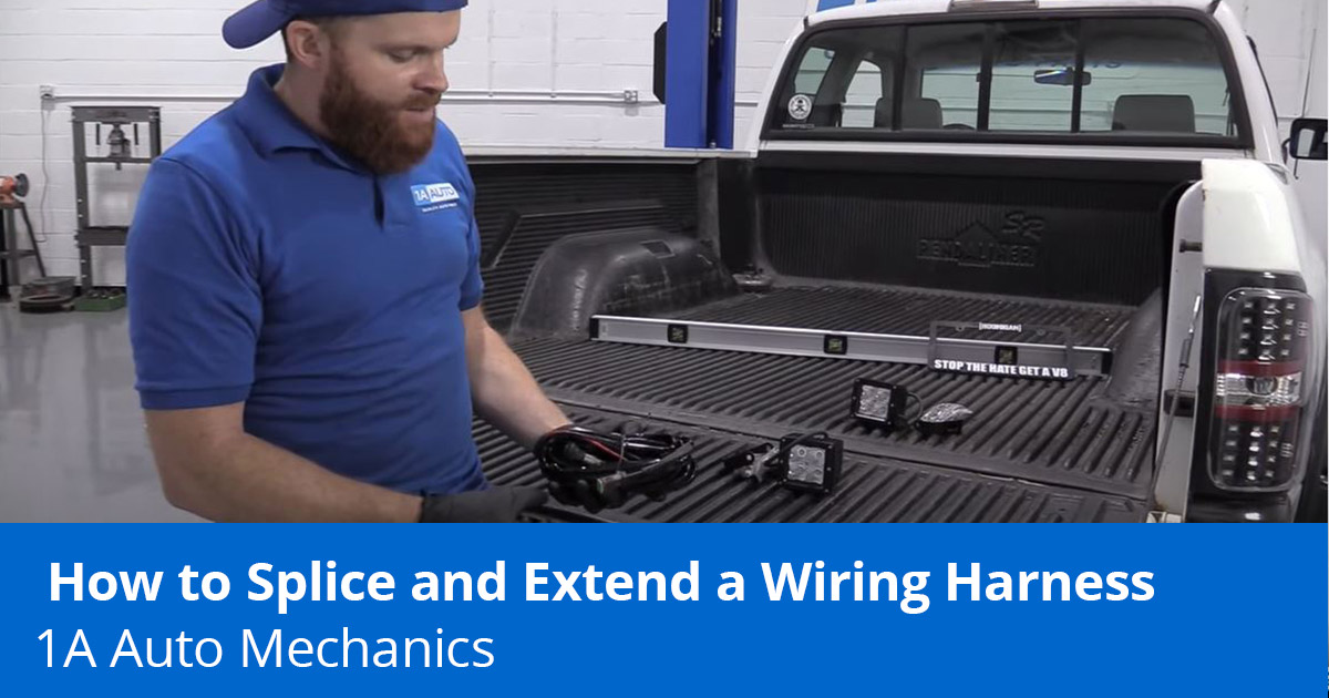How to Extend an Electrical Wire in Your Car, Truck, or SUV