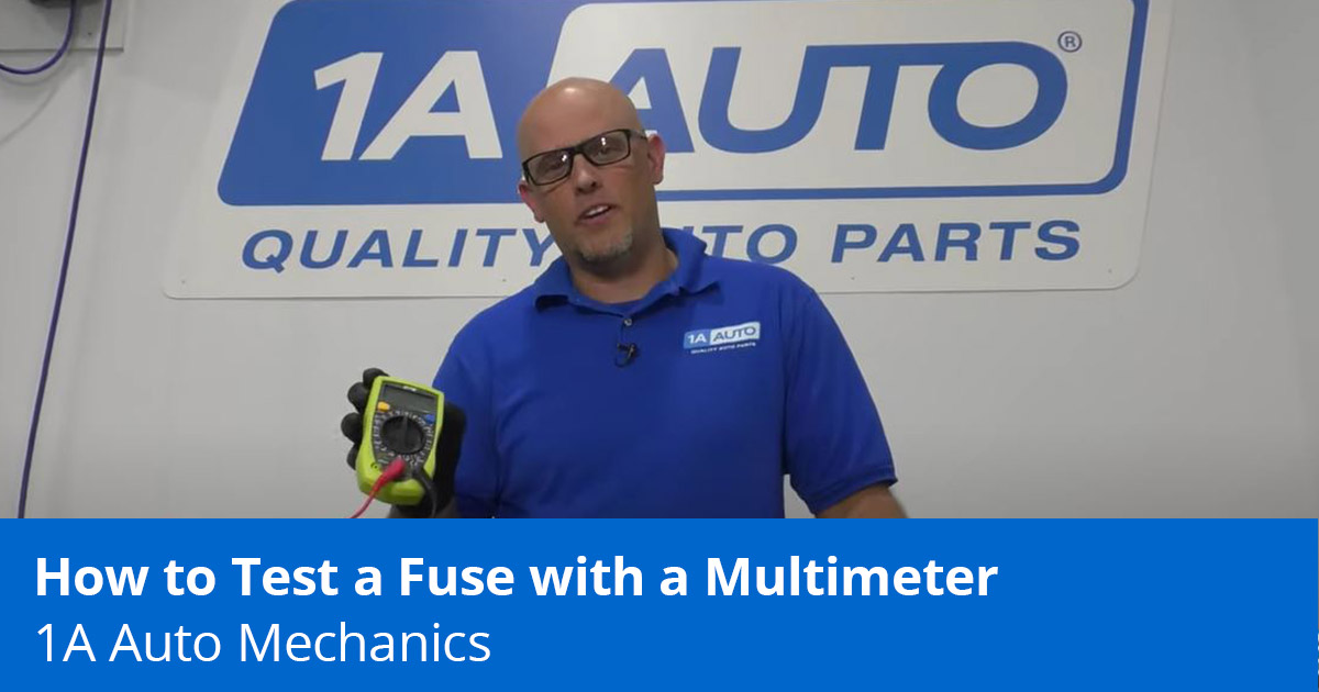 How to Test a Fuse with a Multimeter | Tips from Real Mechanics