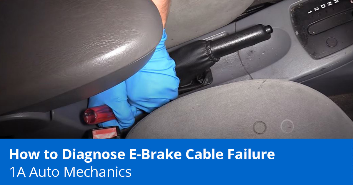 Parking Brake Not Working? | Pro Tips to Diagnosis and Repair