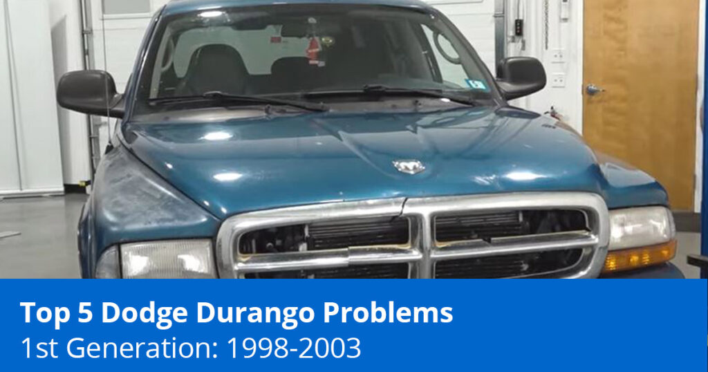 dodge durango problems