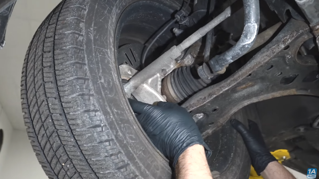 Outer Tie Rod is a Top 5 Subaru Impreza Problem