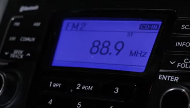 6th gen Hyundai Sonata Speaker Controls