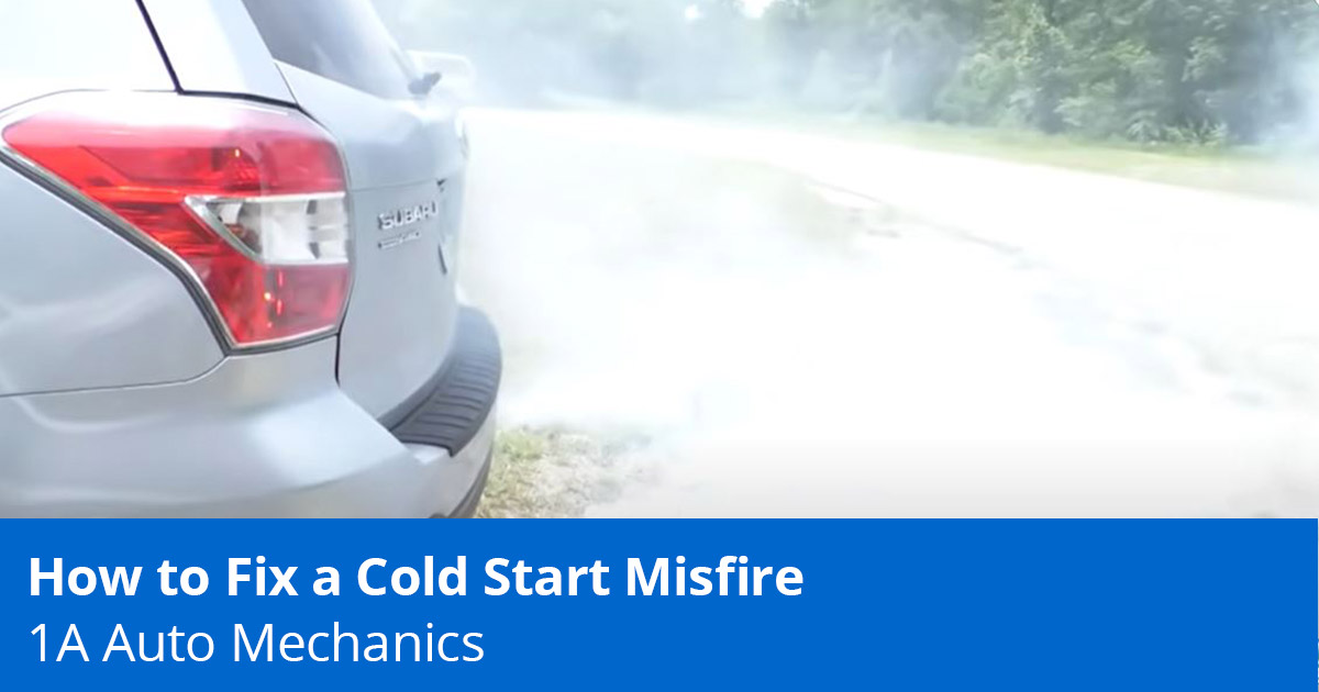 Engine Misfire When Cold? How to Decarbonize Your Engine - 1A Auto