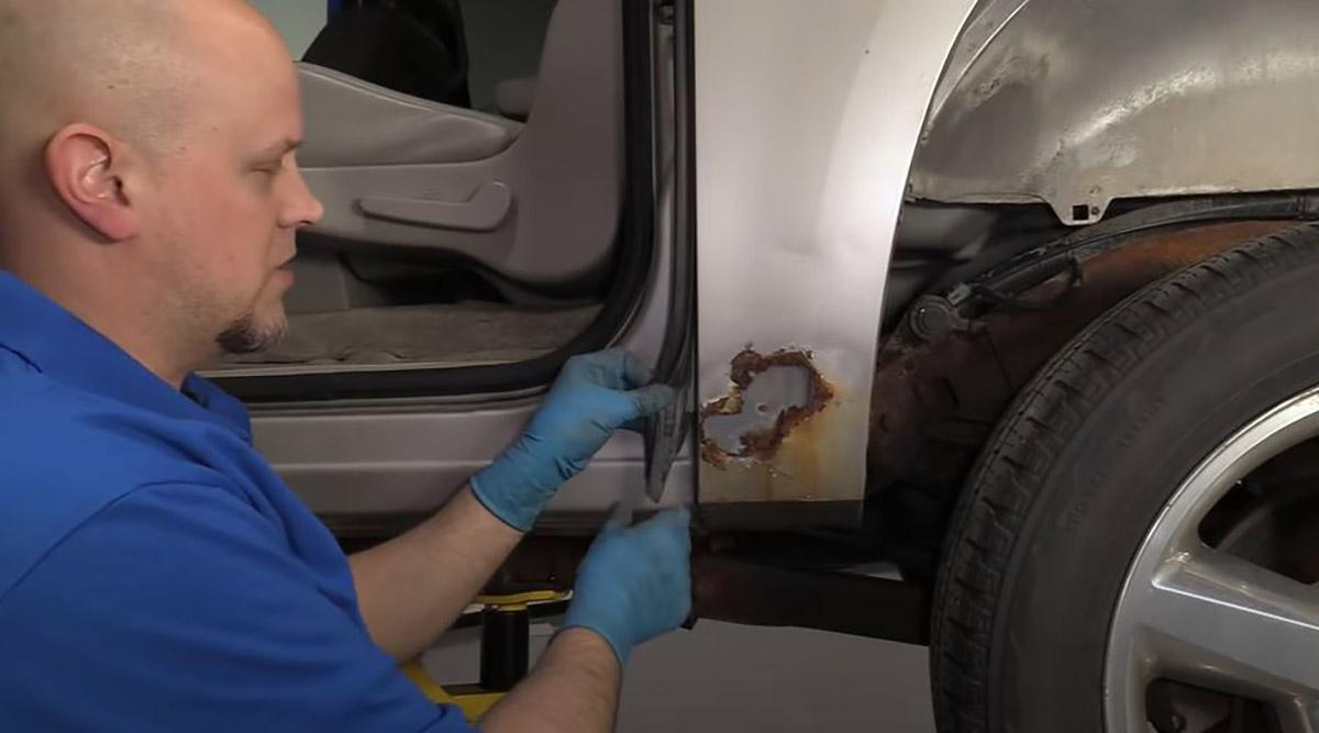 How to Fix Rust Holes on a Car - Expert Advice - 1A Auto